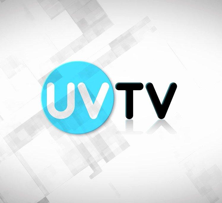 UV tv ident