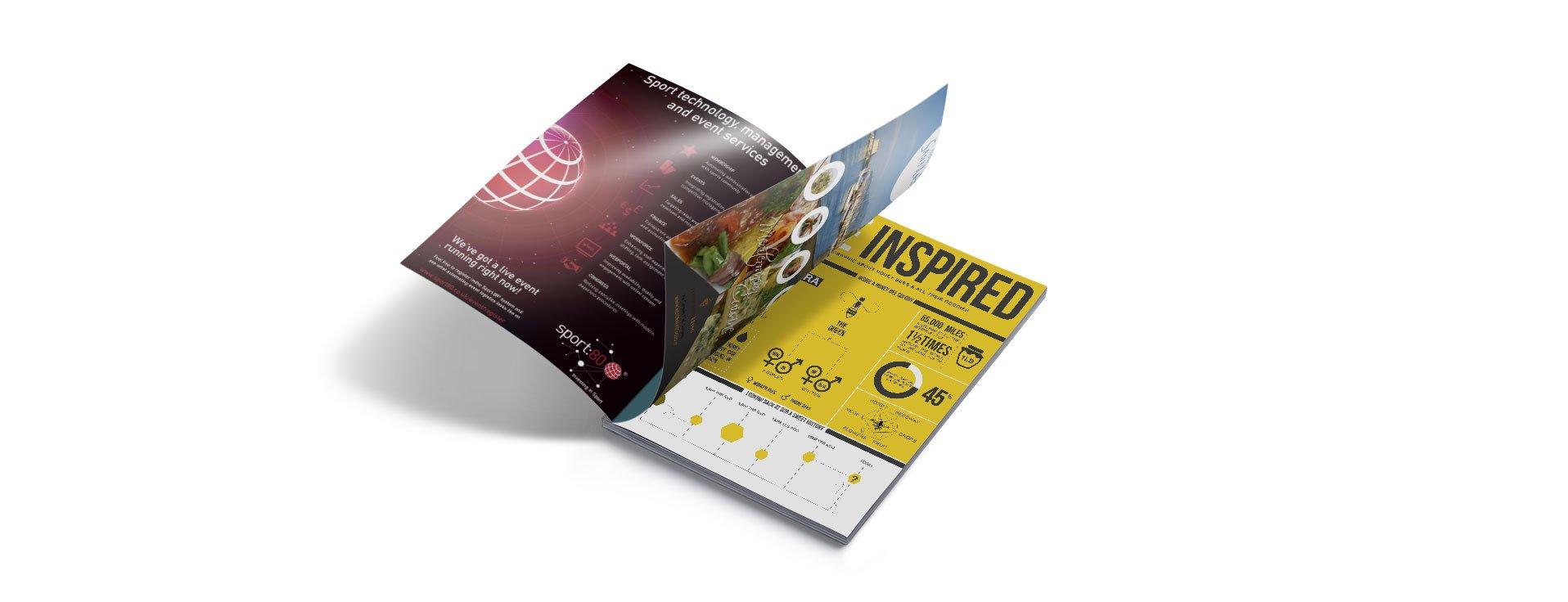 Infographics + Advertisements by Munch Studio